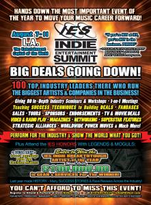 080713 - Indie Entertainment Summit