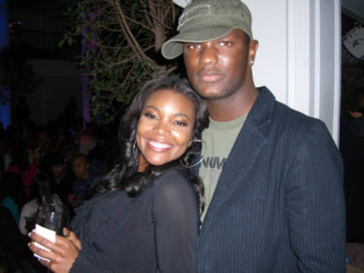Me and Gabrielle Union