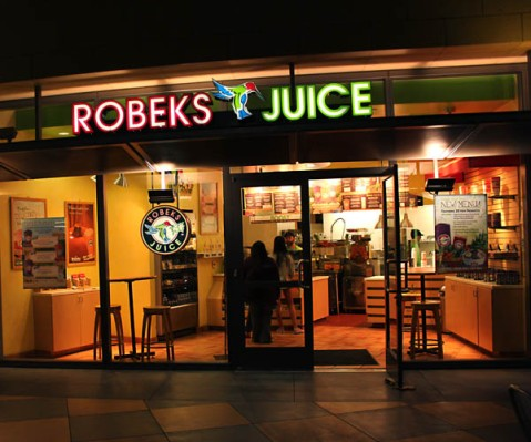 Robeks Juice at Sherman Oaks Galleria