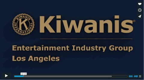 Kiwanis Entertainment Industry Group Los Angeles