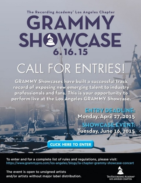 Grammy Showcase