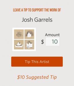 Josh Garrels - Tips