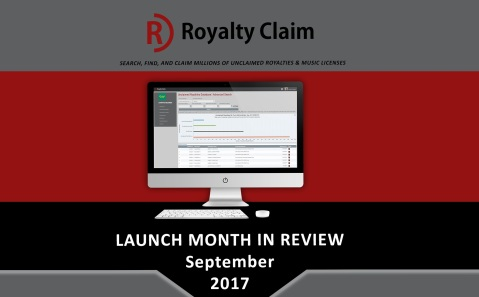 Royalty Claim Launch Month In Review Cover
