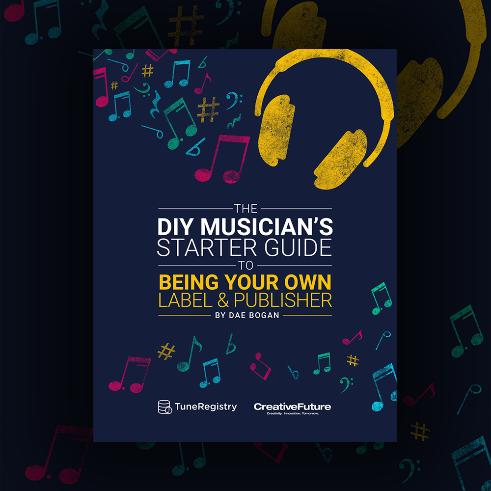 The DIY Musician's Complete Starter Guide To Being Your Own Lable & Publisher
