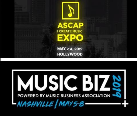 ascap i create music expo music biz 2019 dae bogan