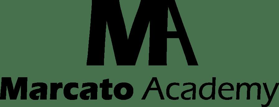 Marcato Academy Logo - Black